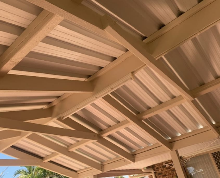 Under Roof Cleaners Redlands - Patio Cleaning Service