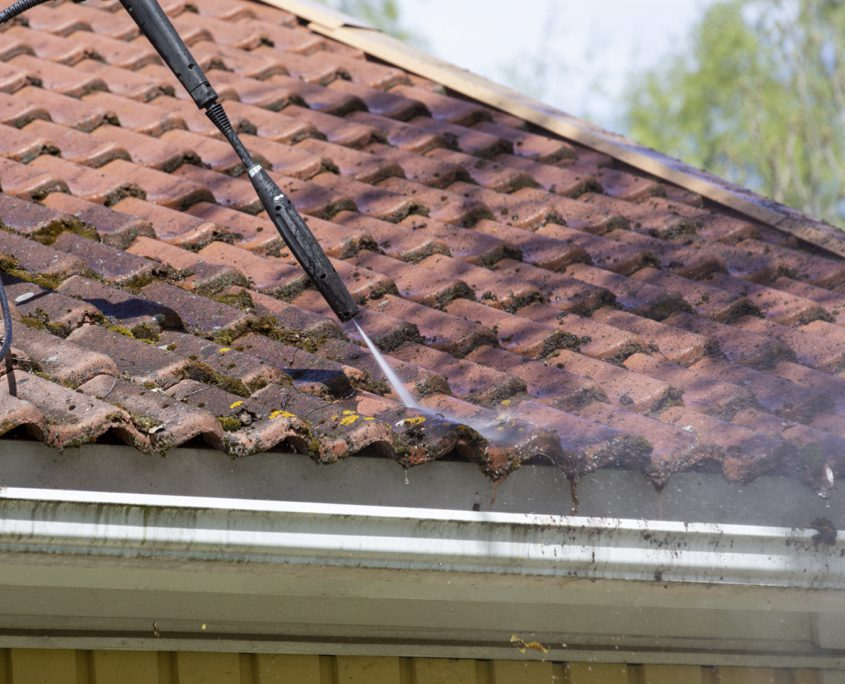Redlands Roof Cleaners - Trusted Building Washdowns