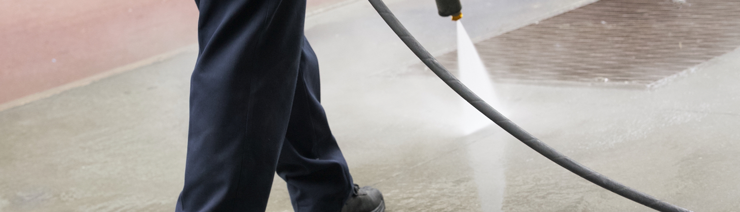 Driveway Cleaning - Concrete Cleaning