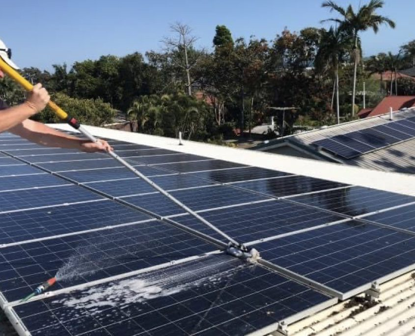 Redlands Solar Panel Cleaners - Solarpanel Washing Near Me